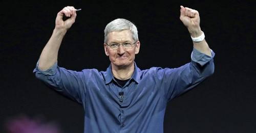 苹果CEO