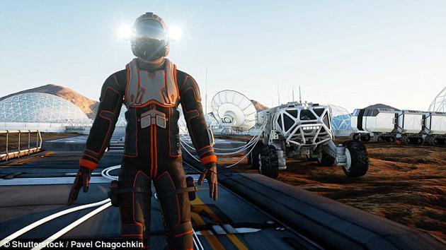认知科学家康拉德·斯佐西克认为,可以用电子设备加强宇航员的感官能力,并用药物缓解惊慌和其他情绪反应,以成功完成前往火星的旅程。