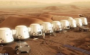 未来火星殖民者或会演化成新物种
