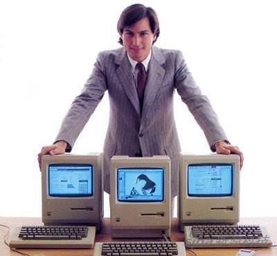 第一代Macintosh电脑