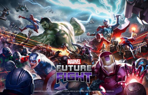 《漫威:未来之战》
