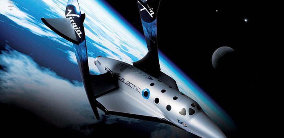 霍金:我将搭乘维珍银河的太空船前往太空