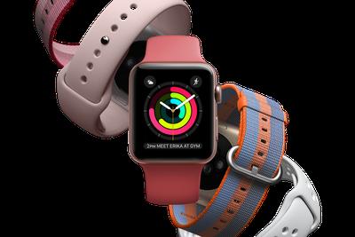 苹果春季新品:这些Apple Watch表带你想要哪条?