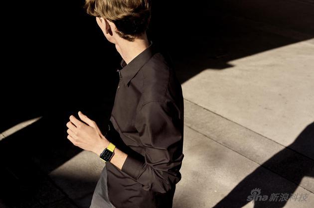 Apple Watch新款爱马仕皮革表带