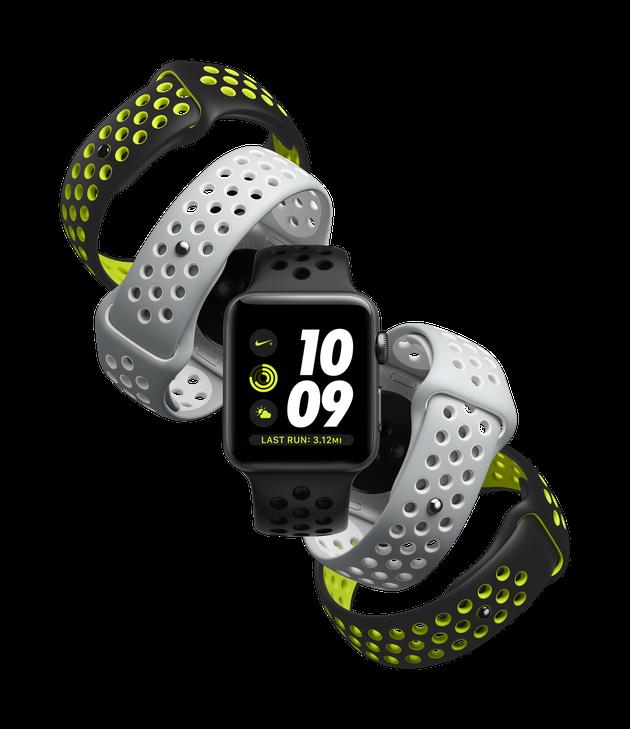 Apple Watch Nike+新款表带
