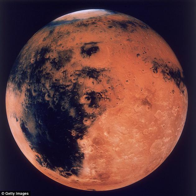 """""""人类要想探索火星、开展科学研究,就需要改善火星环境"""""""