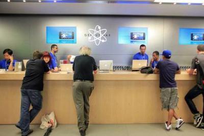 苹果售后服务被曝区别对待中国 故障机只能维修