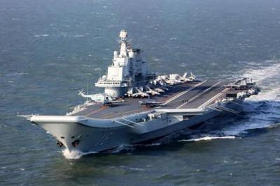 不大可能采用电磁弹射方式 中国第三艘航母长什么样?
