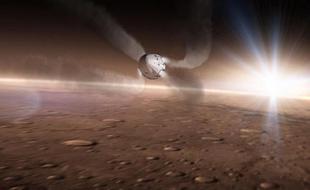 SpaceX火星计划渐成型:2020年登陆火星