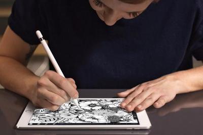 10.5英寸iPad Pro现身iOS 下月发售/外形很惊艳