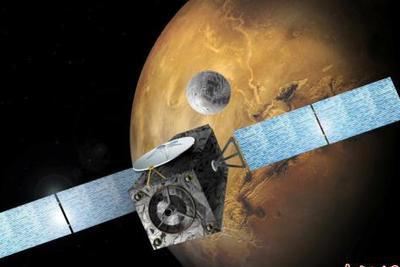 地球物理学家:不排除地球数十亿年后与火星相撞