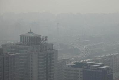 """环保部:京津冀区域此轮污染""""祸起""""河南"""