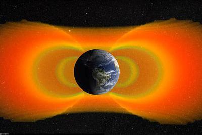 地球内侧辐射带强度低于预期:有利太空飞行