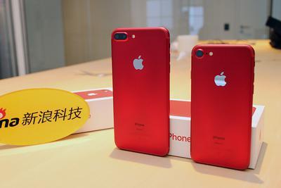 红色iPhone特别版上手:苹果又一次创造了流行色