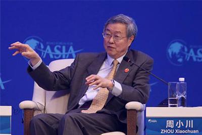 周小川首谈边境税:任何关税安排应该是支持贸易的