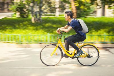 ofo创始人戴威:共享单车远未饱和 没必要收押金