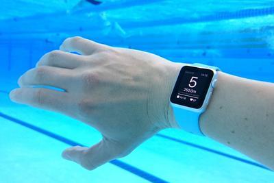 苹果通过新专利认证:Apple Watch防水能力将提升