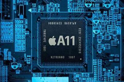 今年要造1亿颗 iPhone 8苹果A11处理器下月量产