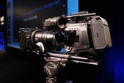 传索尼8K全域快门便携式摄像机将亮相NAB展会