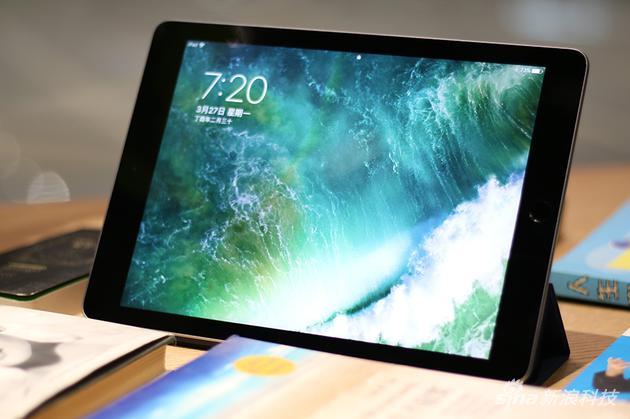 新iPad屏幕