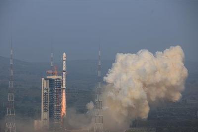 中国太空天眼:地表动几厘米都能看见!