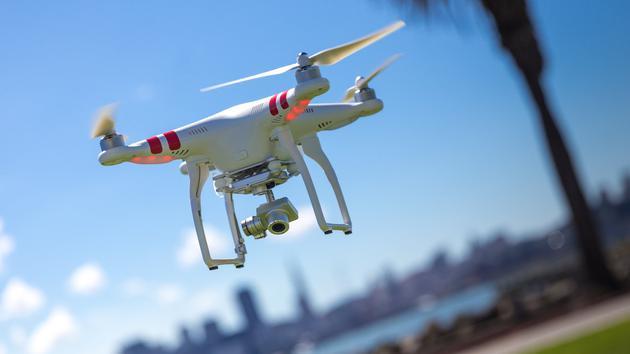 大疆无人机增加离线飞行功能 防止数据泄露
