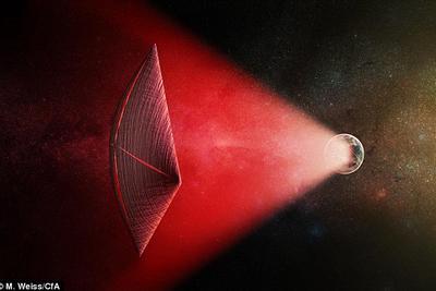 外星人在监视我们?快速电波爆发或源自外星探测器