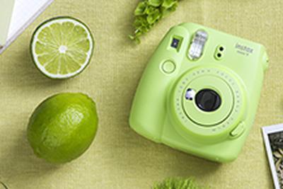 富士发布新款Instax Mini 9拍立得相机