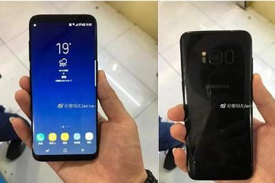 独享6GB内存 国行三星Galaxy S8/S8+现身工信部