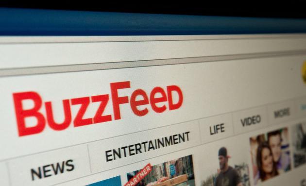 传BuzzFeed计划2018年上市:估值或超纽约时报