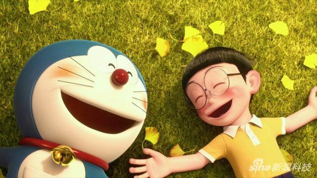 大雄和多啦a梦的故事-震惊 我们今天在后厂村活捉了一只哆啦A梦图片
