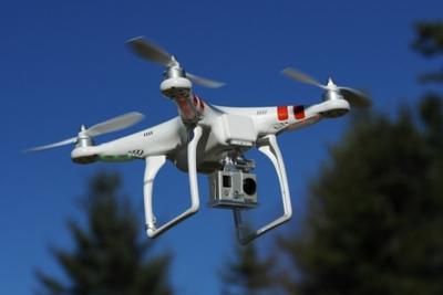 中国从事无人机产业企业超1200家 去年产量达290万架