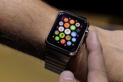 Apple Watch 3下半年上市 或与iPhone 8同时发布
