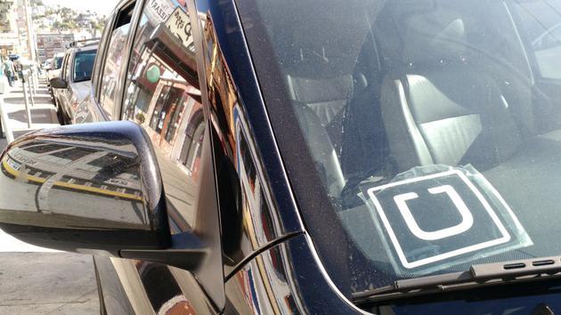 Uber去年向数十万司机支付了13亿美元薪水