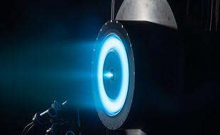 NASA测试新型电力推进系统