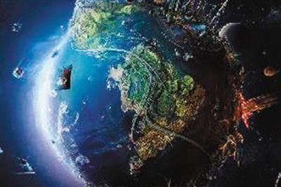贵州瓮安:一座矿山挖掉地球6亿年历史