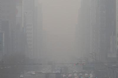 韩国雾霾民众吐槽中国 韩媒:中方回应显大国风范