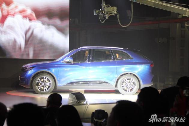 奇点汽车首款量产车iS6:年轻人的第一辆纯电SUV?