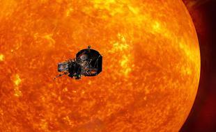 """NASA将发射探测器""""接触""""太阳"""