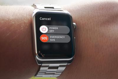 命悬一线!他记起了Apple Watch的SOS呼叫功能