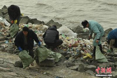 中国生态安全面临众多挑战:一些城市空气质量超标