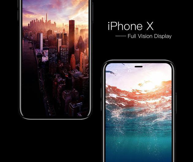 新iPhone假想图