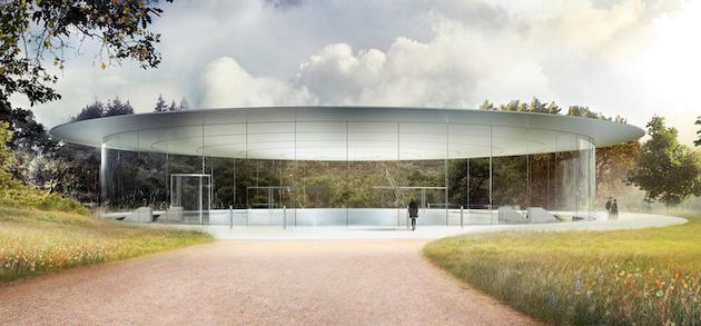 (Steve Jobs Theater)