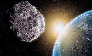 直径650米小行星4月19日将掠过地球