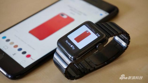 苹果的Apple Pay业务