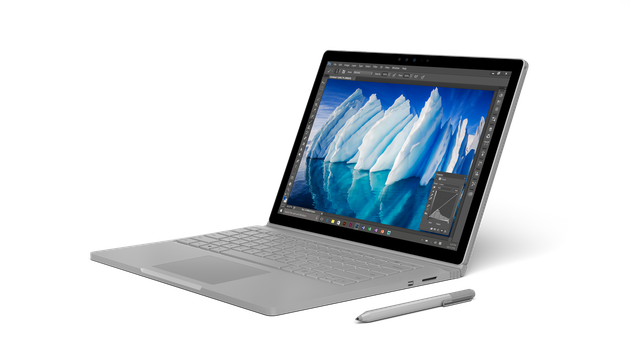 Surface Book 增强版