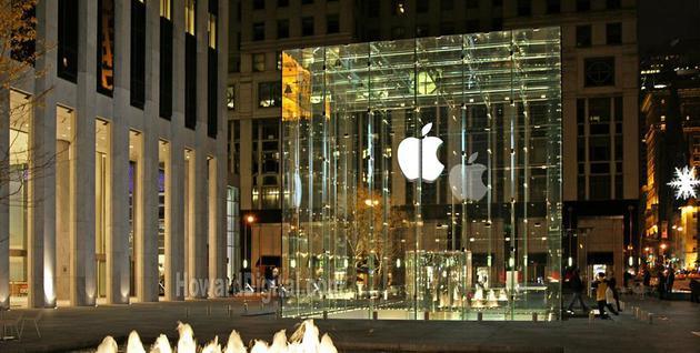苹果 资料图