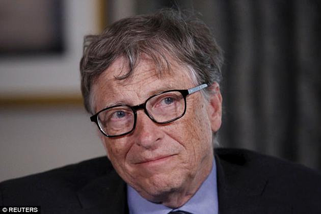 比尔·盖茨是在英国皇家联合研究所的一场演讲中发出警告称,恐怖分子很可能会利用天花等疾病对人群造成巨大伤害。