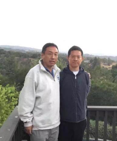 鑫根资本创始合伙人曾强与贾跃亭
