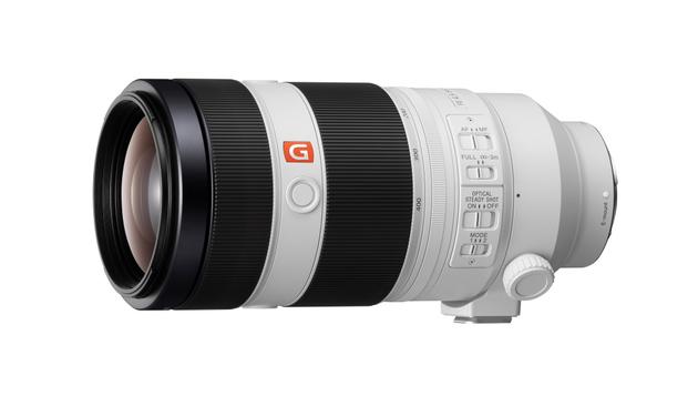 新款索尼G大师镜头FE 100-400mm F4.5-5.6 GM OSS